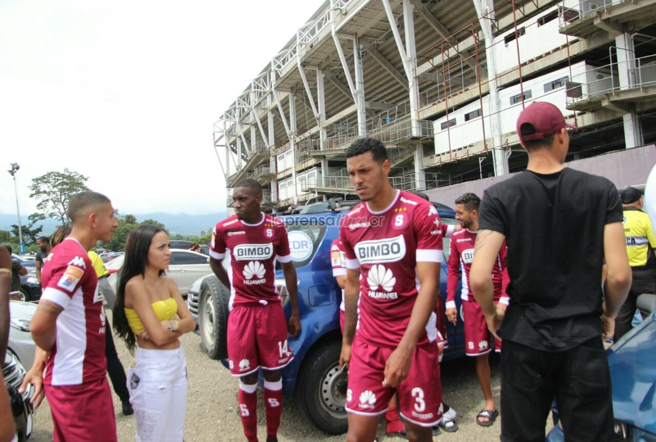 Amenaza de bomba, Costa Rica, Selección Mexicana, partido, estadio, Ricardo Saprissa, seguridad