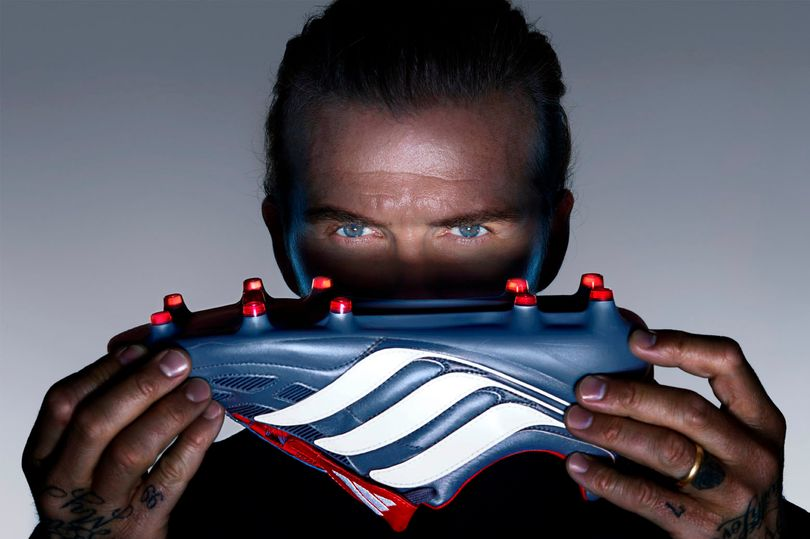 Adidas Predator relanzamiento David Beckham Clásico