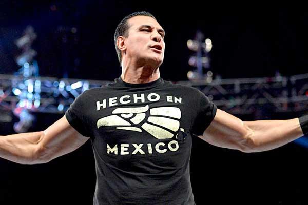 Alberto El Patrón Mejor luchador mexicano PWI