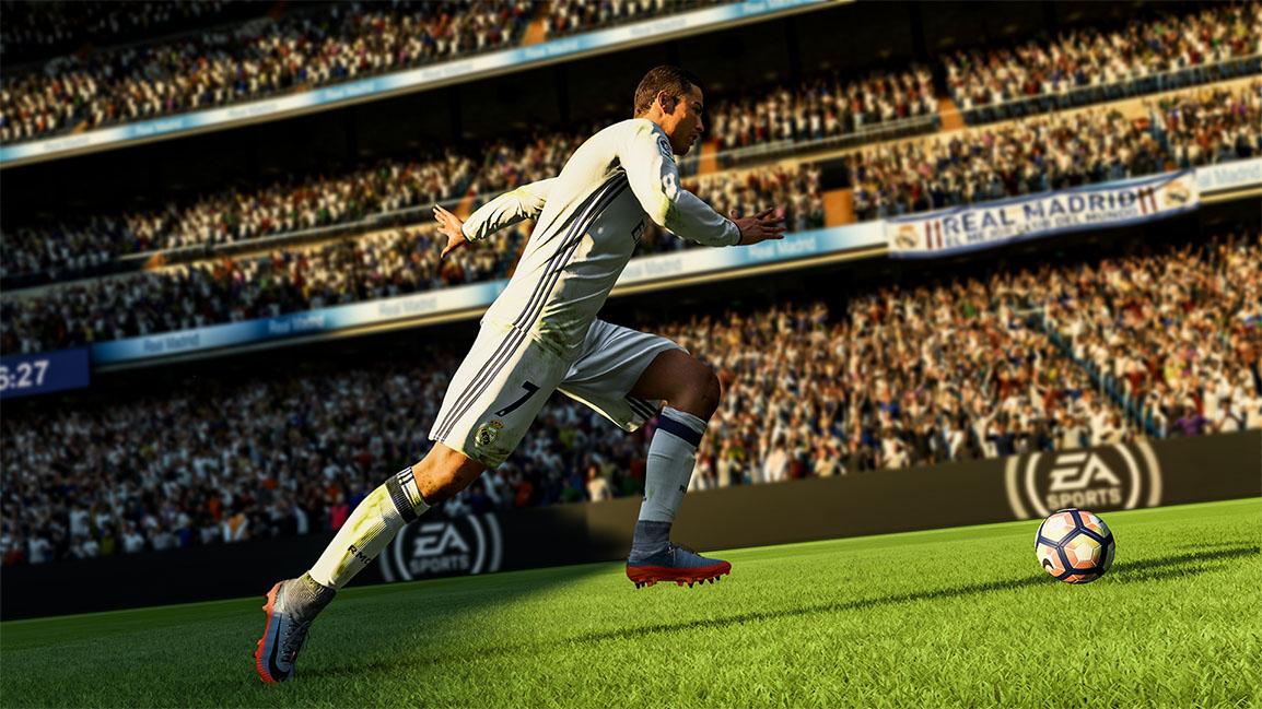 FIFA 18 videojuego ranking top 10 lista