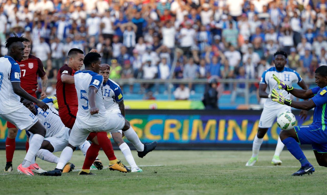 Honduras, cruzazuleó, Estados Unidos, Eliminatorias, Rusia 2018, El Diez, San Pedro Sula, Logo, Cruz Azul