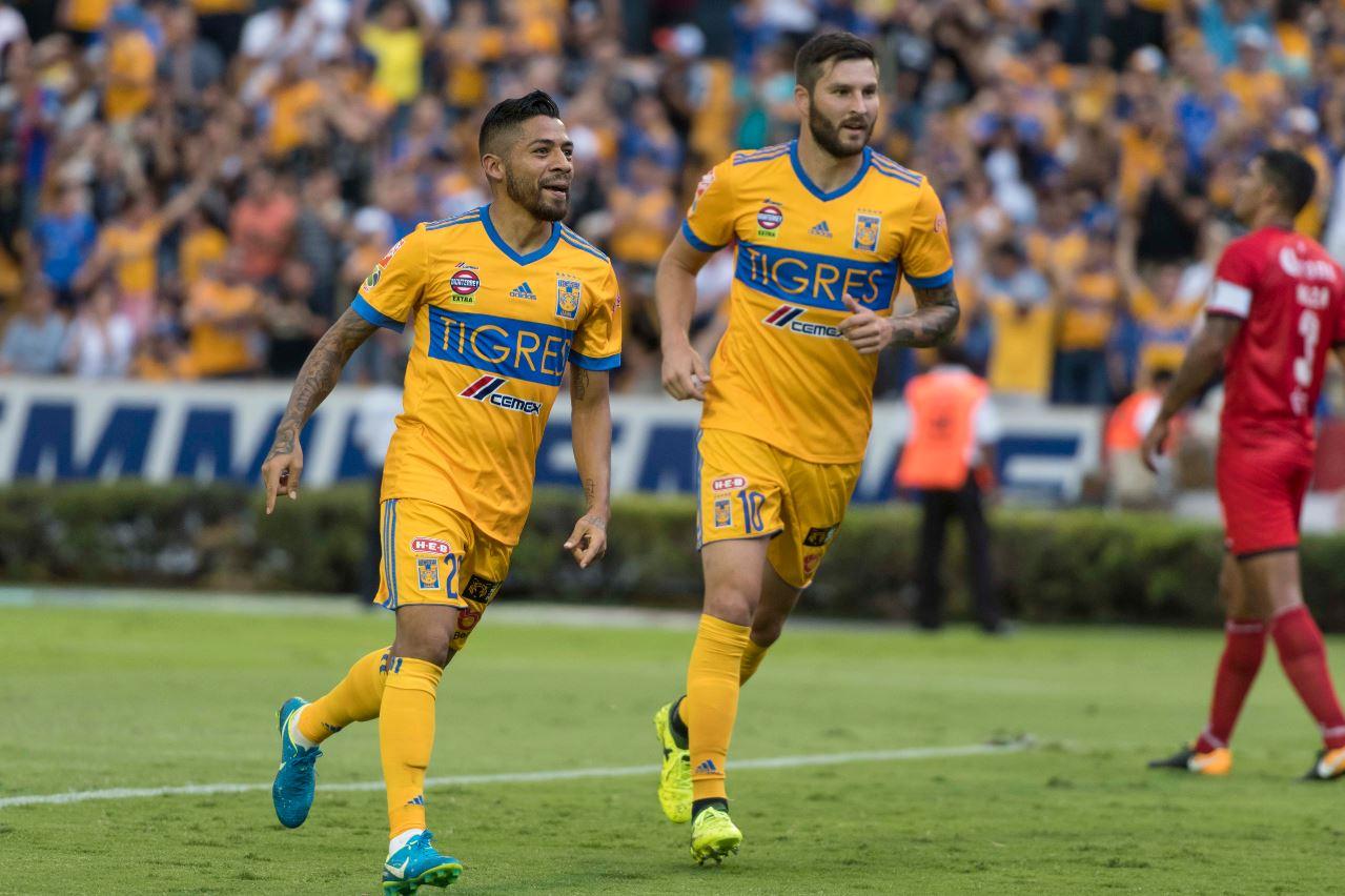 Villarreal Tigres Sismo amistoso partido a beneficio