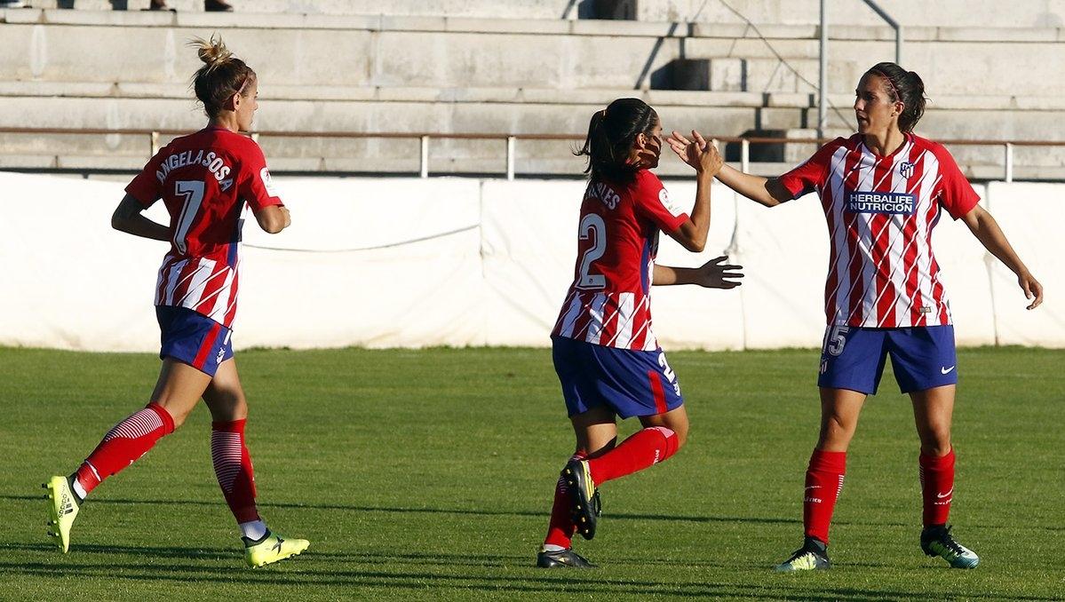 Kenti Robles Charlyn Corral España goles