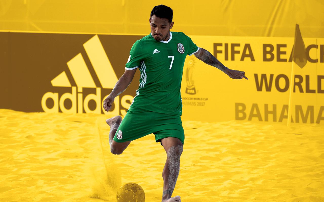 Ramón Maldonado, futbol de playa, Selección nacional, Oaxaca, México, Ligas locales, MRCI, futbol profesional, campeón de goleo, delantero, Alebrijes, futbol rápido