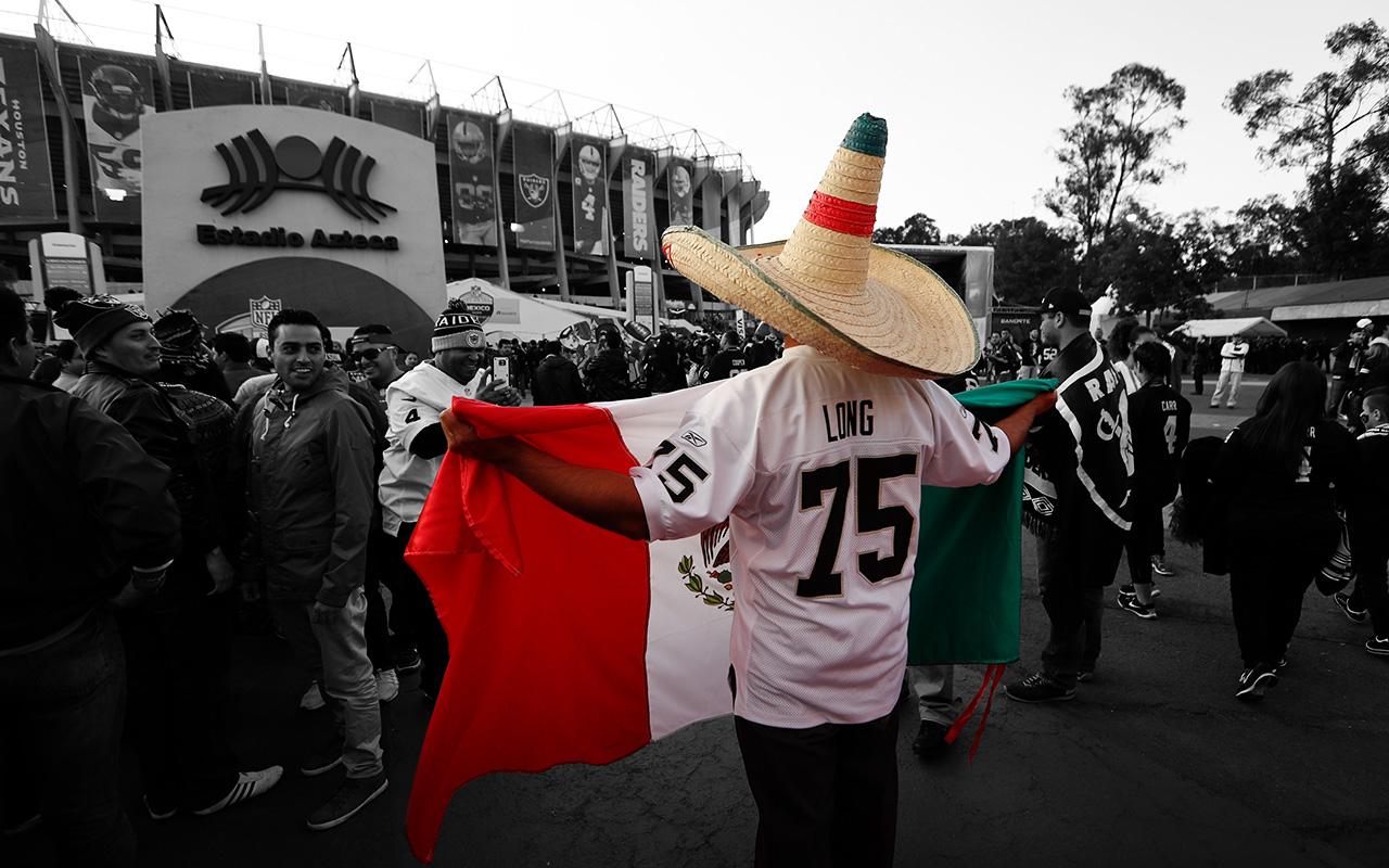 NFL México 2017 mundo international series kickoff patriots