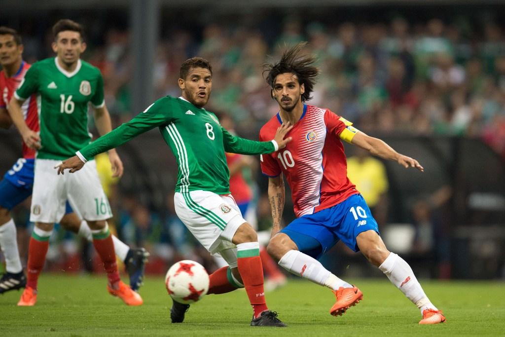 México Costa Rica Eliminatoria Hexagonal Rusia 2018