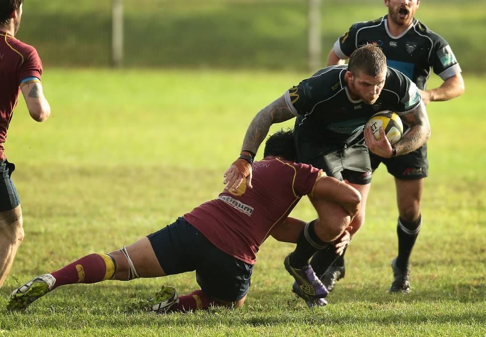 Rugby Mark Meafua Maitland Agresión Árbitro