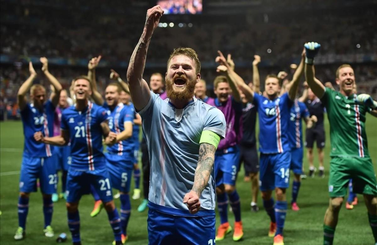 Islandia futbolista mexicano Erik Ragnar Gislason oportunidades