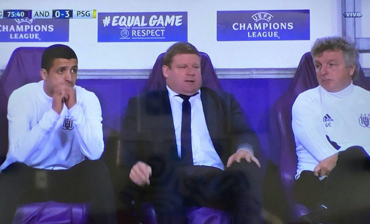 Miguel Herrera, Piojo, Twitter, parecido, entrenador, Anderlecht, doble, Europa