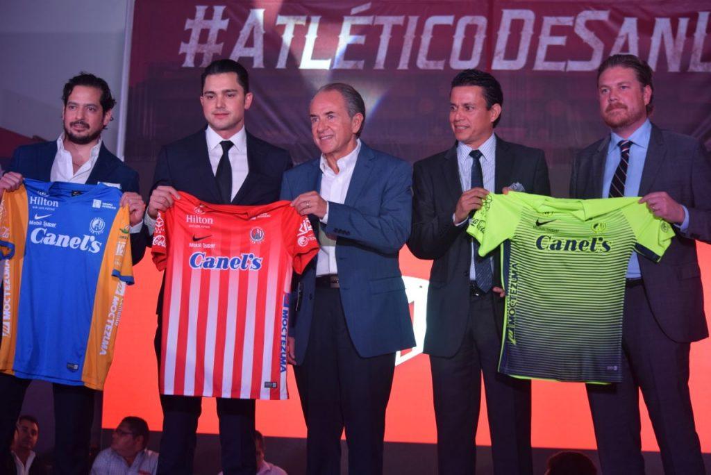 Atlético San Luis, sede, Partido Compromisos por la Paz, vaticano, estadio Alfonso Lastras, Ascenso MX, Papa, playera