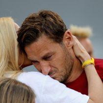 Francesco Totti, deja curso, entrenador técnico, dos semanas, director deportivo, Roma