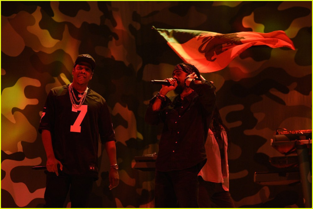 Jay-Z Kaepernick SNL jersey video BAM protestas NFL