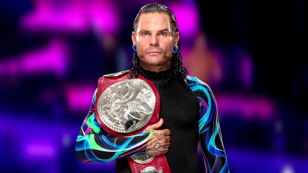 Jeff Hardy WWE La Mole Ciudad de México CDMX Comic Con