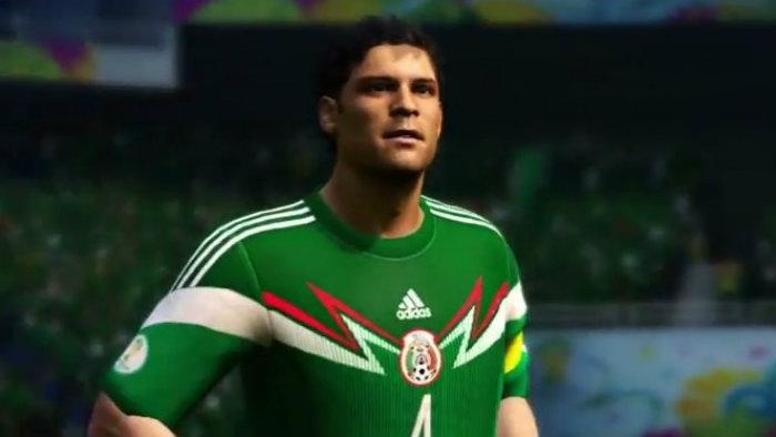 FIFA 18 Atlas Rafael Márquez Eliminado