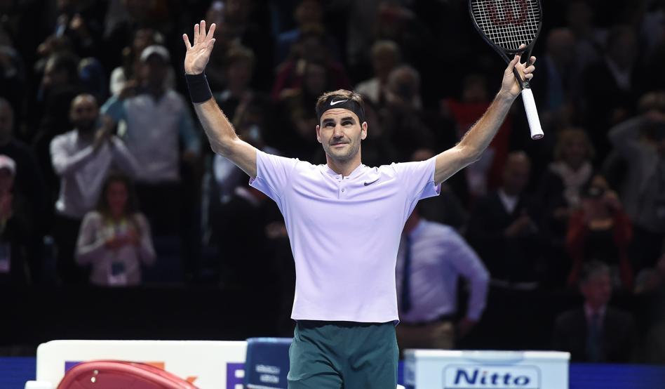 Roger Federer Tiger Woods Ganancias Premios Tenis