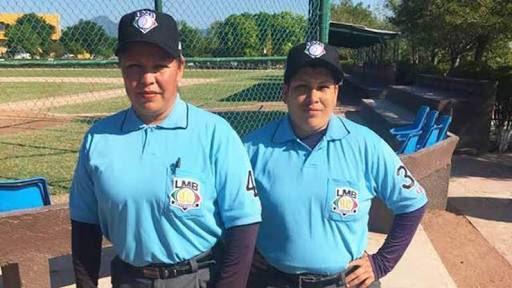 LMB, tendrá umpire mujer, temporada 2018, estrategia de inclusión, Beisbol, Paulina Rojas, Luz Alicia Gordoa, academia LMB, aparecerá, Liga Invernal