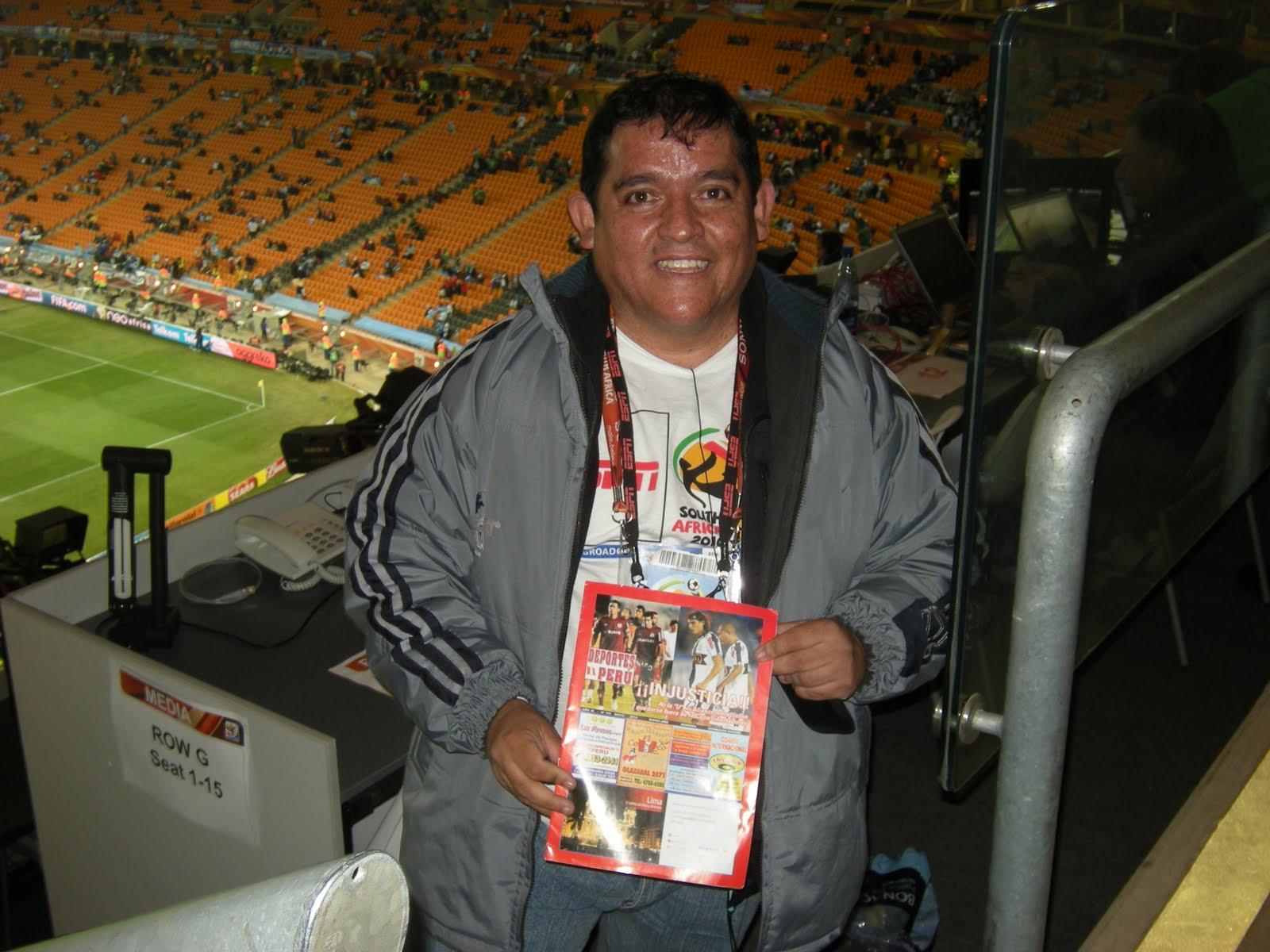 periodista peruano, amenazas de muerte, revelar caso de doping, Paolo Guerrero, Selección de Perú, Pierre Manrique, Eliminatorias mundialistas, Rusia 2018