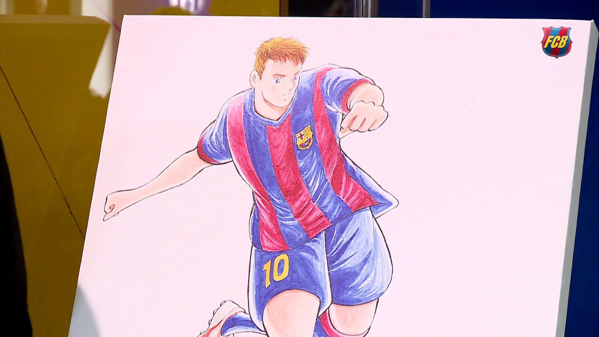 Super Campeones Nueva temporada Cristiano Messi Neuer