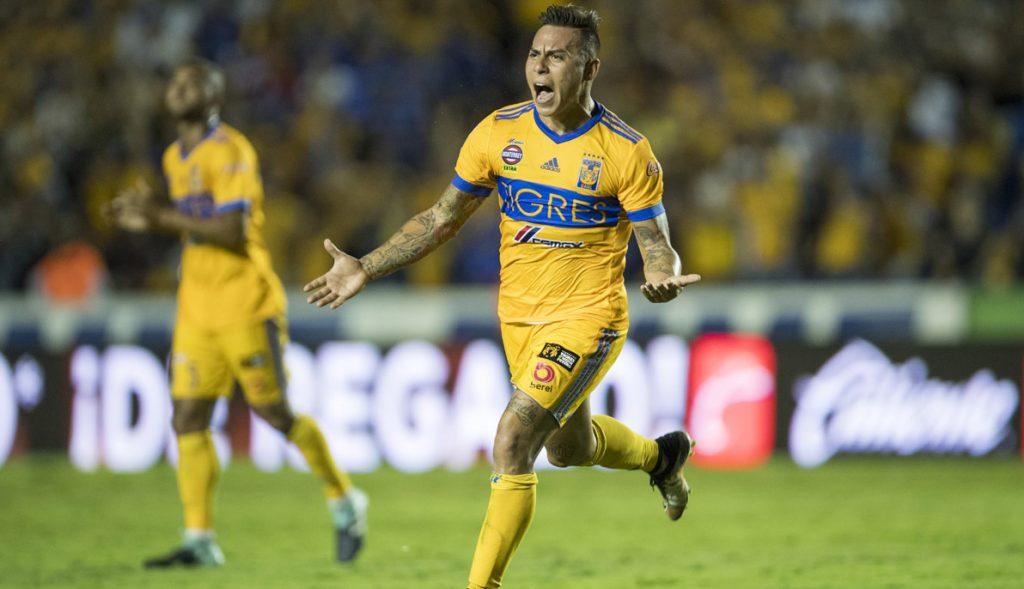 Tigres León Liguilla vargas boselli goles