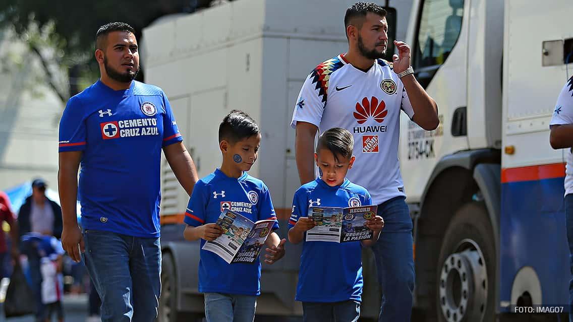 Cruz Azul video Liguilla niño llorando Liga MX