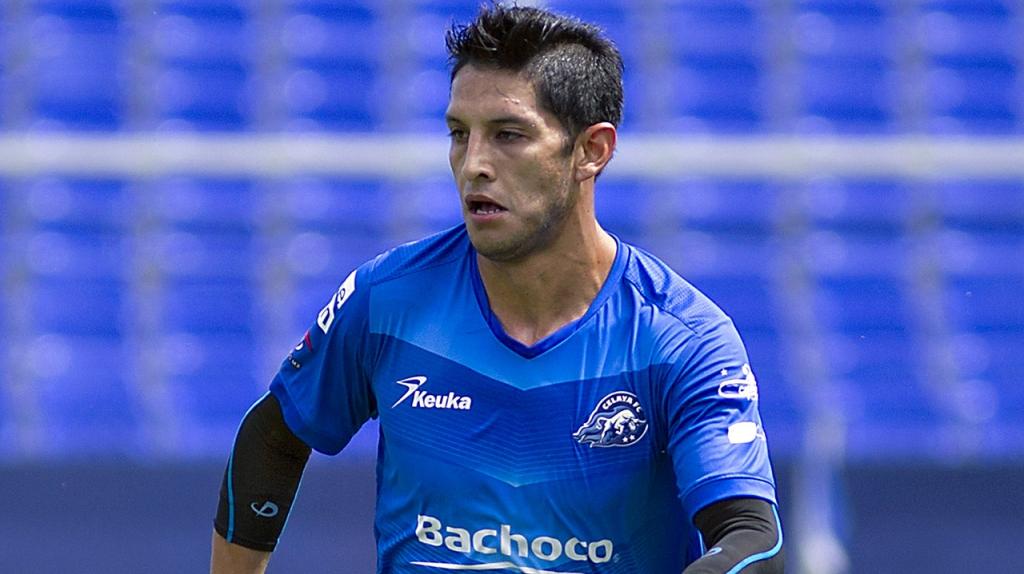 Ángel Reyna Toluca Celaya refuerzo draft Ascenso MX