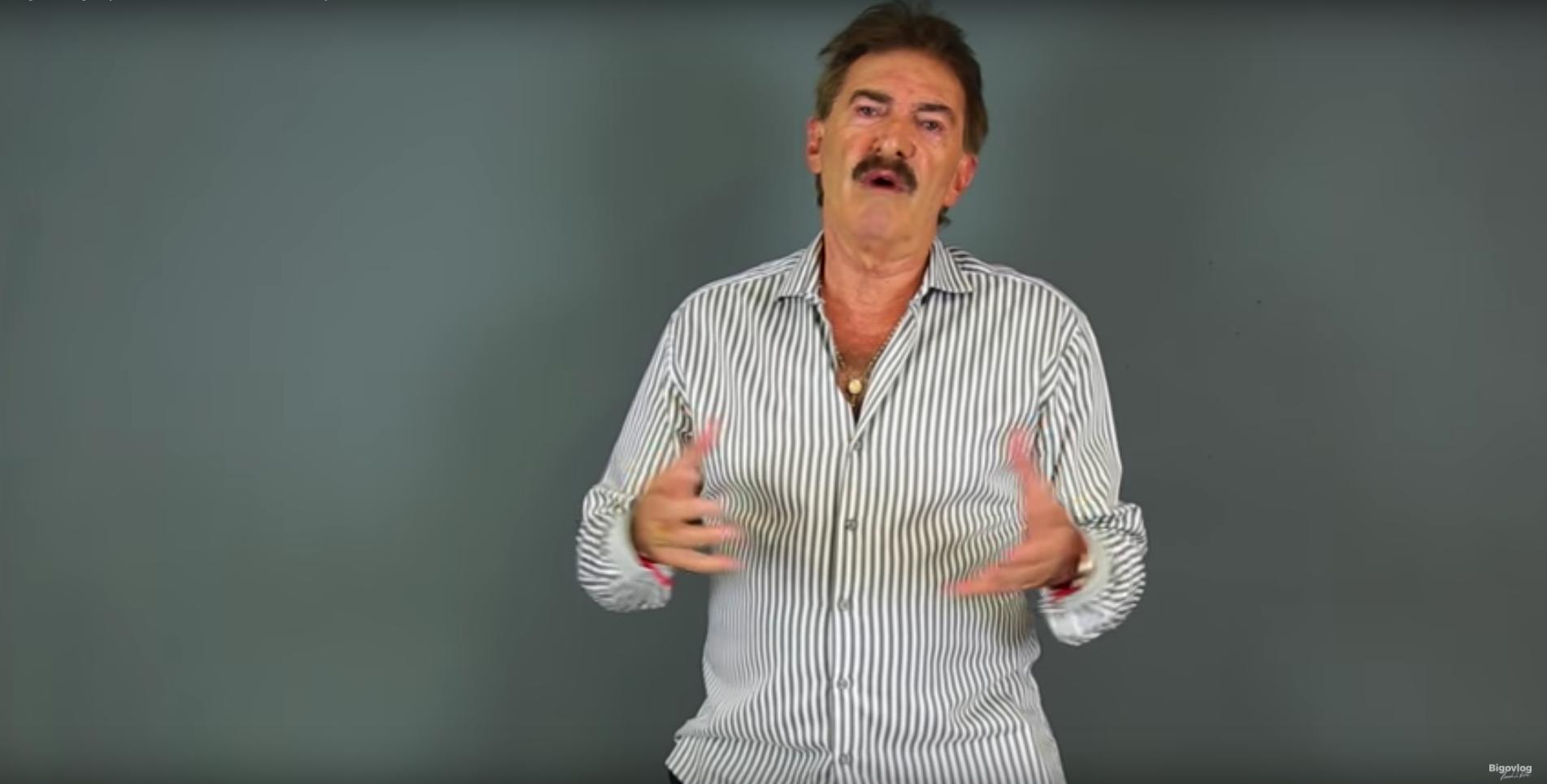 Ricardo la Volpe, argentino, entrenador, influencer, Youtube, canal, Bigovlog, México, explica, sistema táctico, futbol
