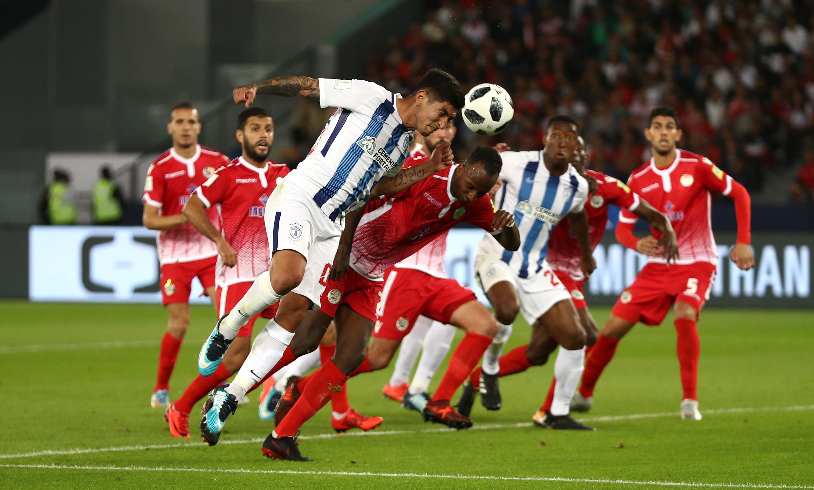 Pachuca Wydad Casablanca Mundial de Clubes resultado Tuzos
