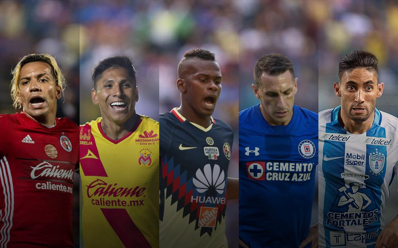 Draft Liga MX al momento altas bajas rumores
