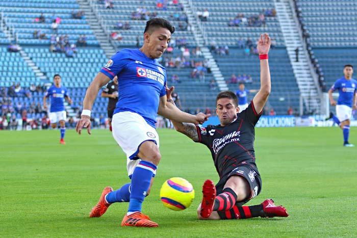 Cruz Azul, empata, Xolos, Tijuana, Jornada 1, estadio Azul, Torneo, Clausura 2018, Pedro Caixinha, desilusiona, afición