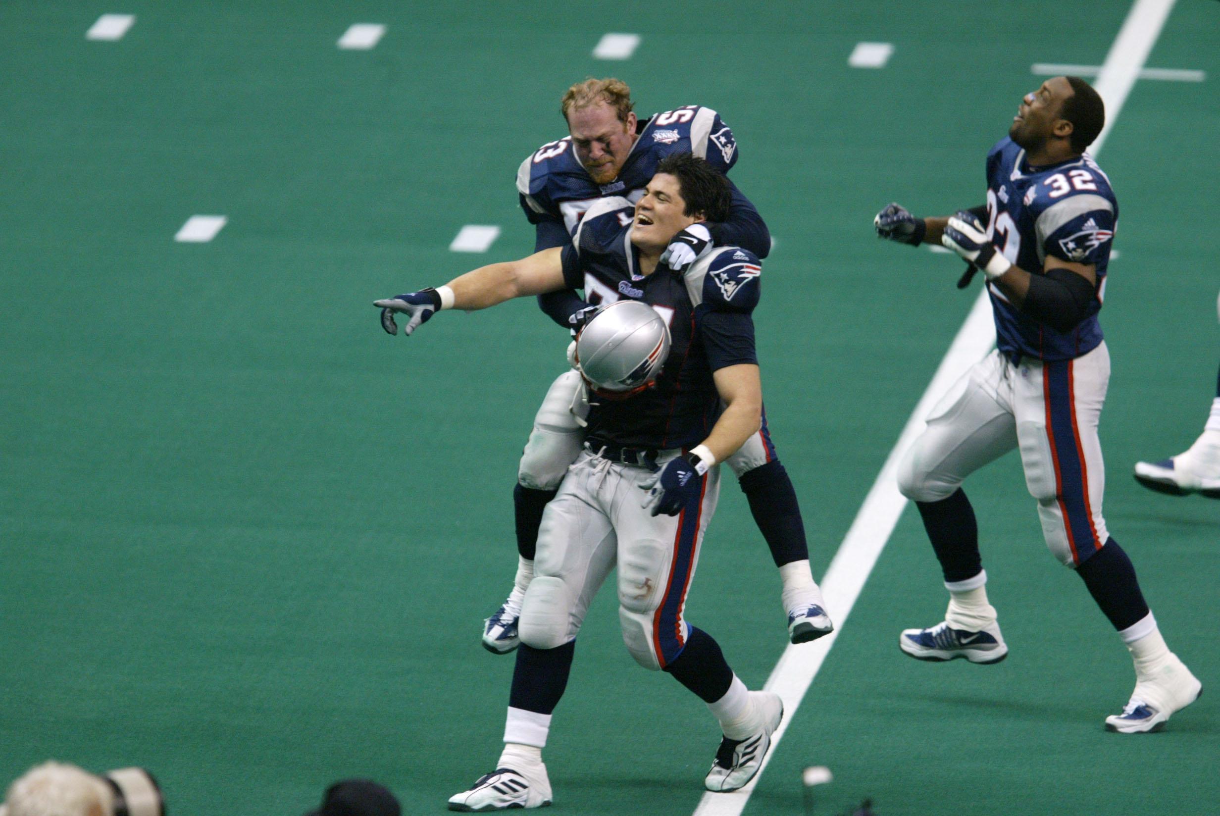 Patriots New England Super Bowl Triunfos