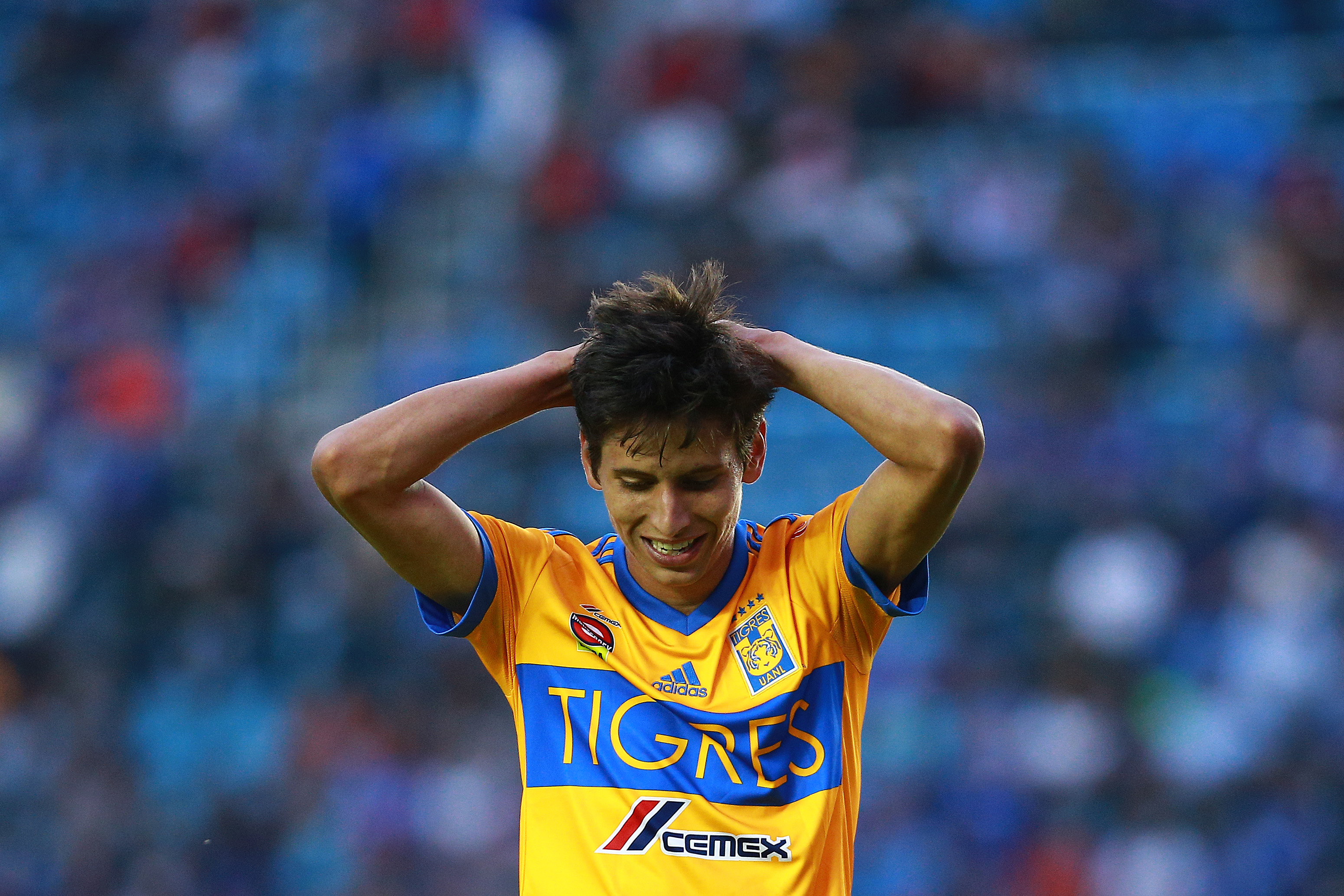 Policía, Nuevo León, detiene, futbolista, Jürgen Damm, Jurgen, Tigres, Liga MX, restaurant, Pollo Loco, conducir, exceso de velocidad