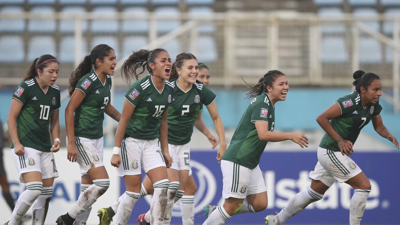 Sub 20: Selección Femenil Sub 20 Hace Historia Y Derrota A EEUU