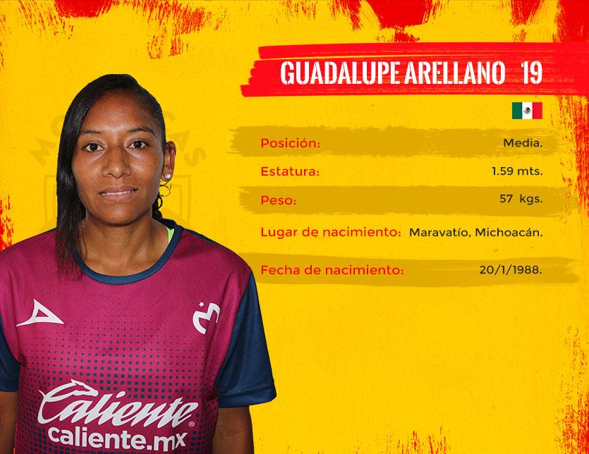 Guadalupe Arellano Morelia Liga Femenil Mamá Monarcas