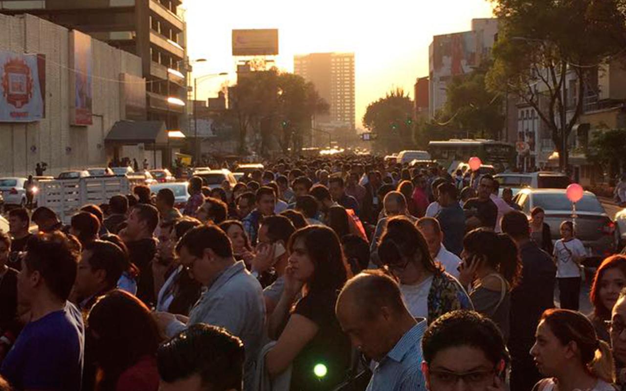 Alerta Sismica Sismo Ciudad De Mexico Epicentro Oaxaca