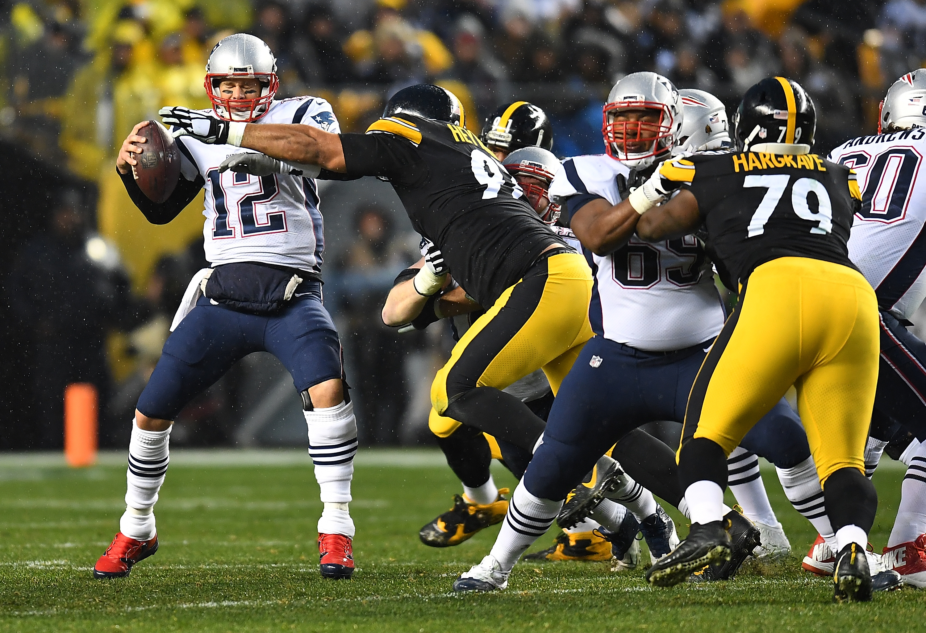 Tom Brady Steelers Pats Steeler Brady vs Acereros