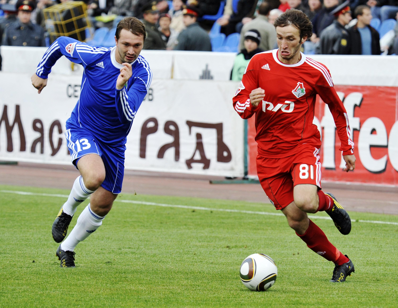 Lokomotiv de Moscú,Club, Rusia, pudo fichar, 10 millones de euros, 17 años, Neymar, prefirió canterano, Alan Gatagov