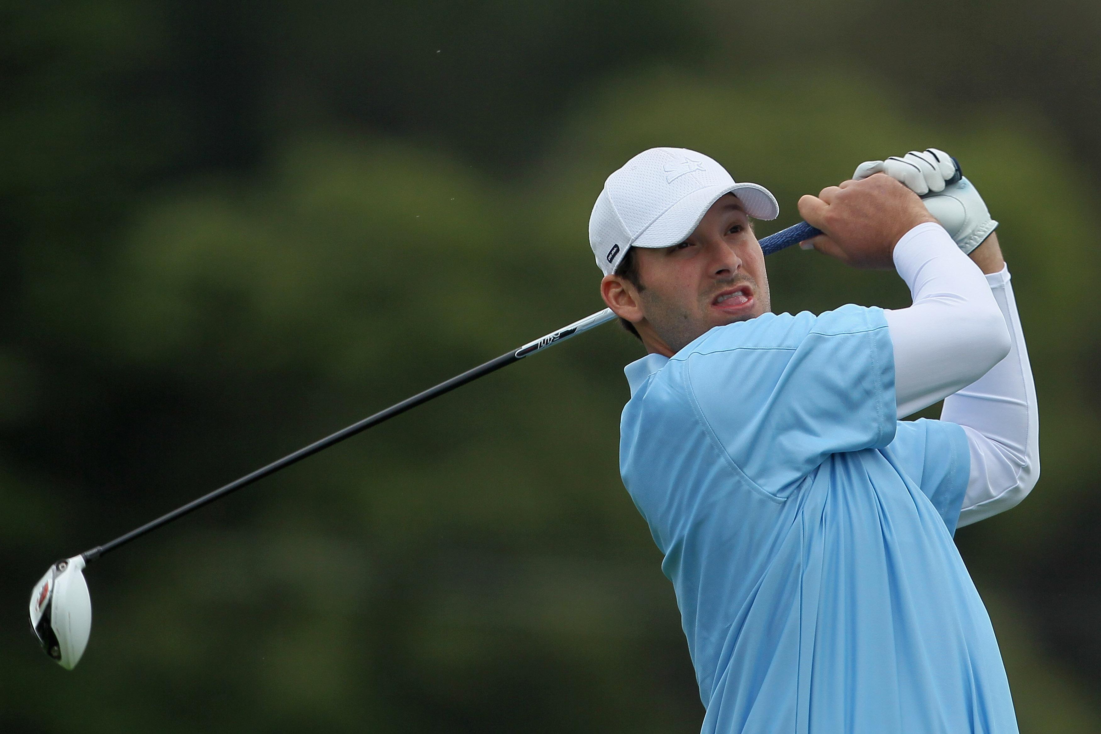 Tony Romo torneo Golf PGA regreso