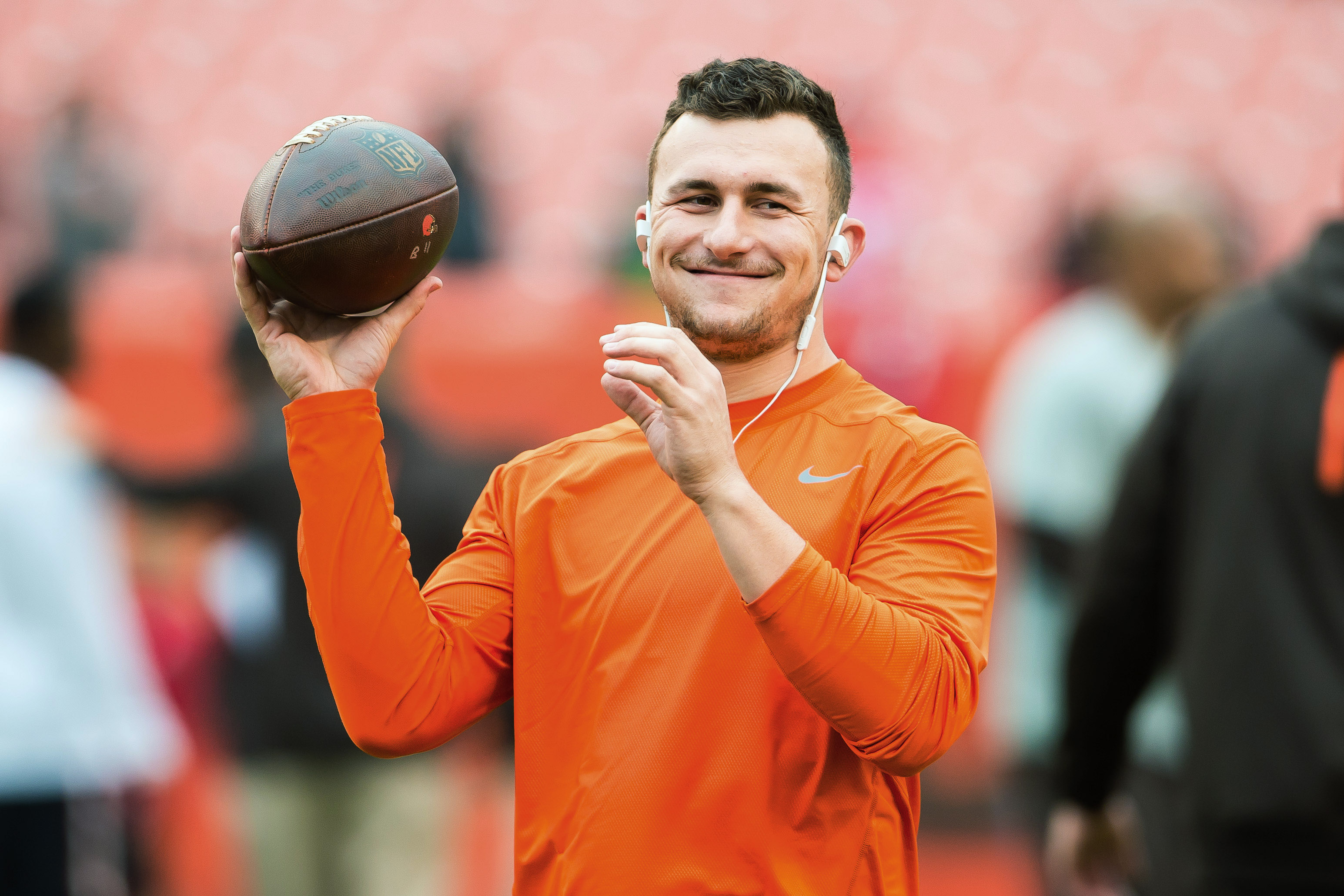 Johnny Manziel Bipolaridad Trastorno NFL Quarterback