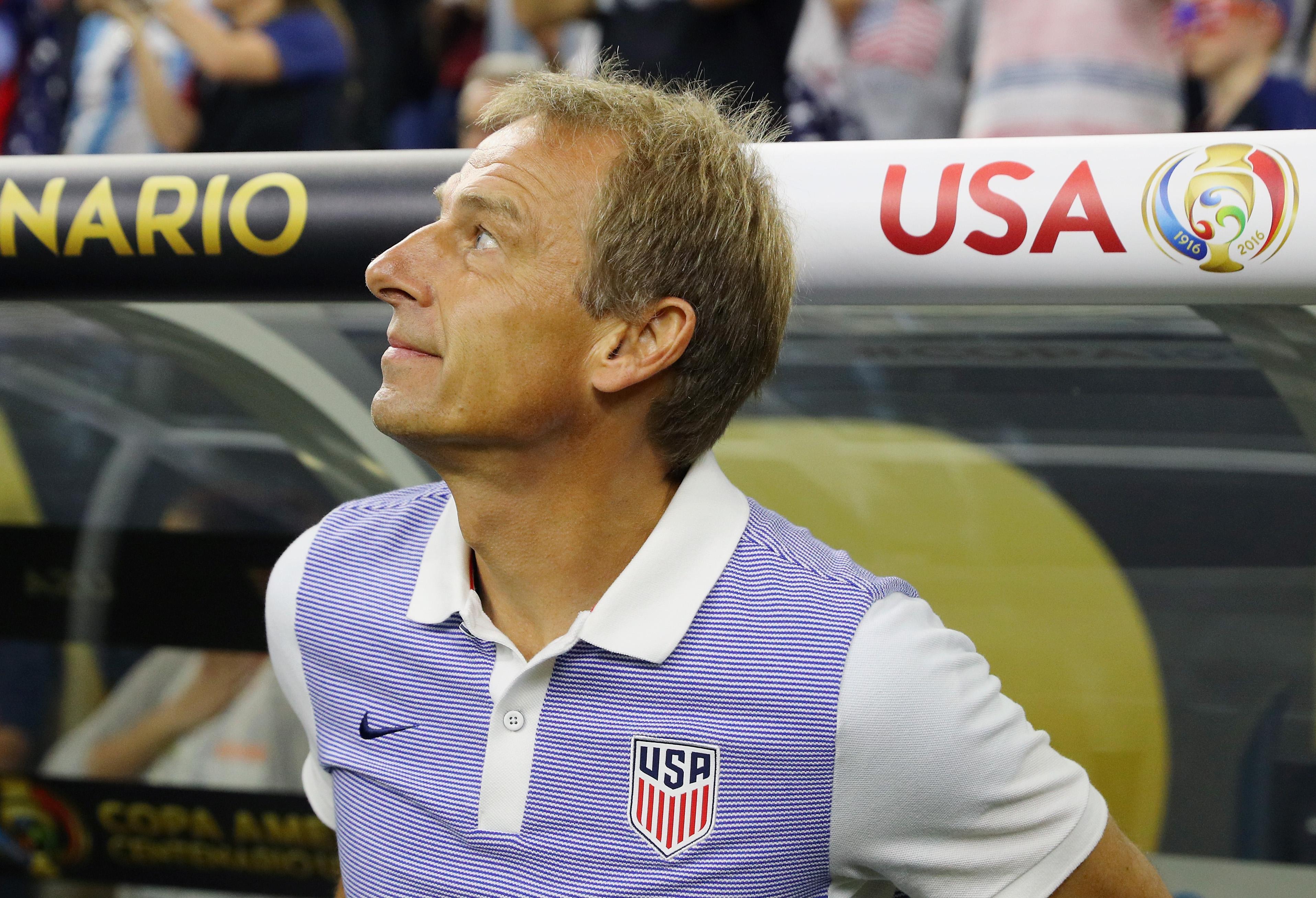 Jürgen Klinsmann, Entrenador, Alemán, Salario millonario, 3.3 millones de dólares, Selección, Estados Unidos, Eliminado, Mundial, Rusia 2018