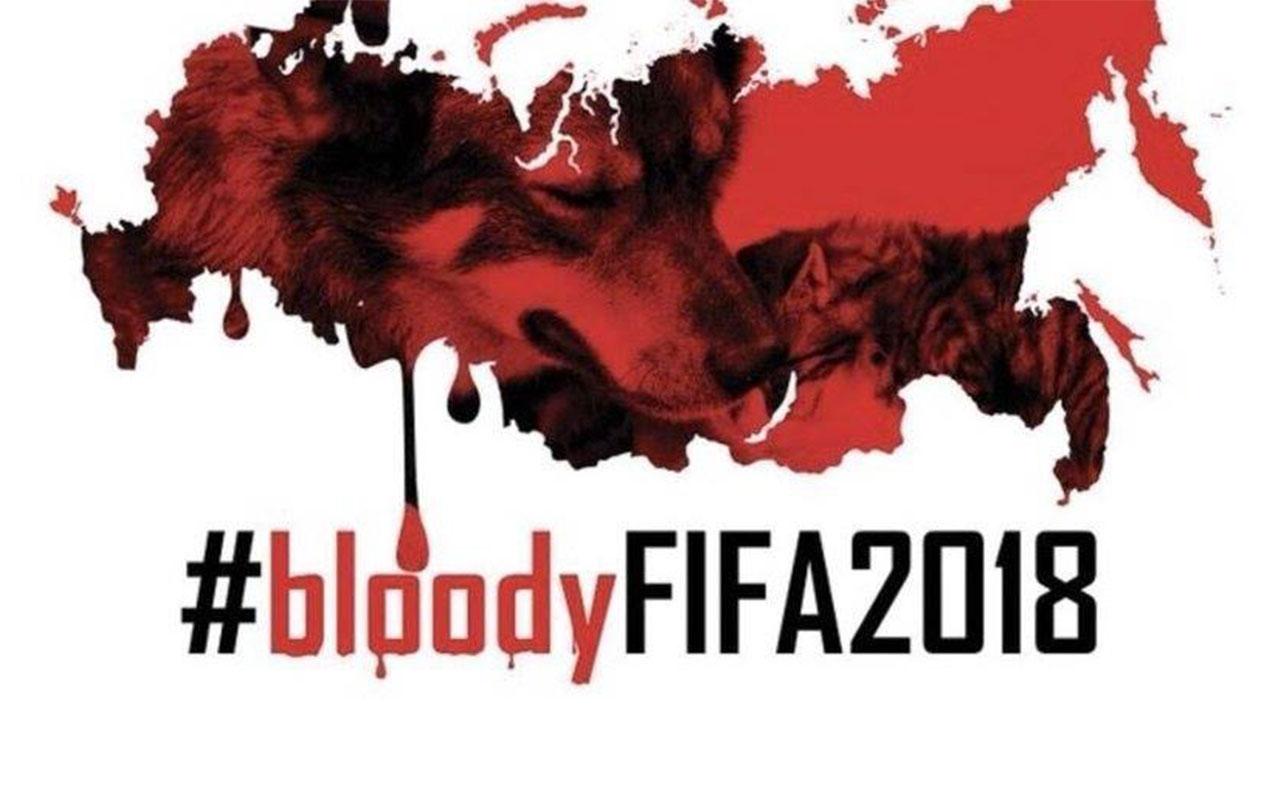 Perros Matanza Rusia Mundial Facebook Gobierno