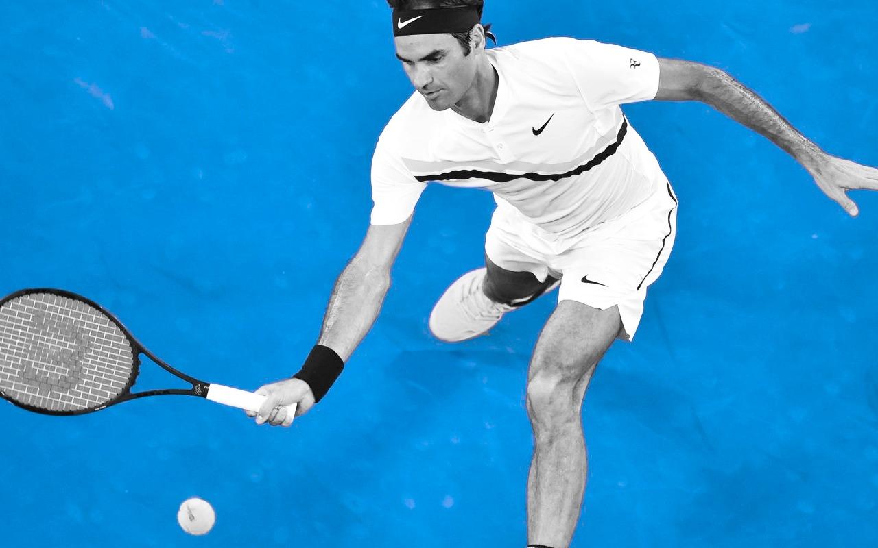 Roger Federer Número uno Rotterdam ATP 2018