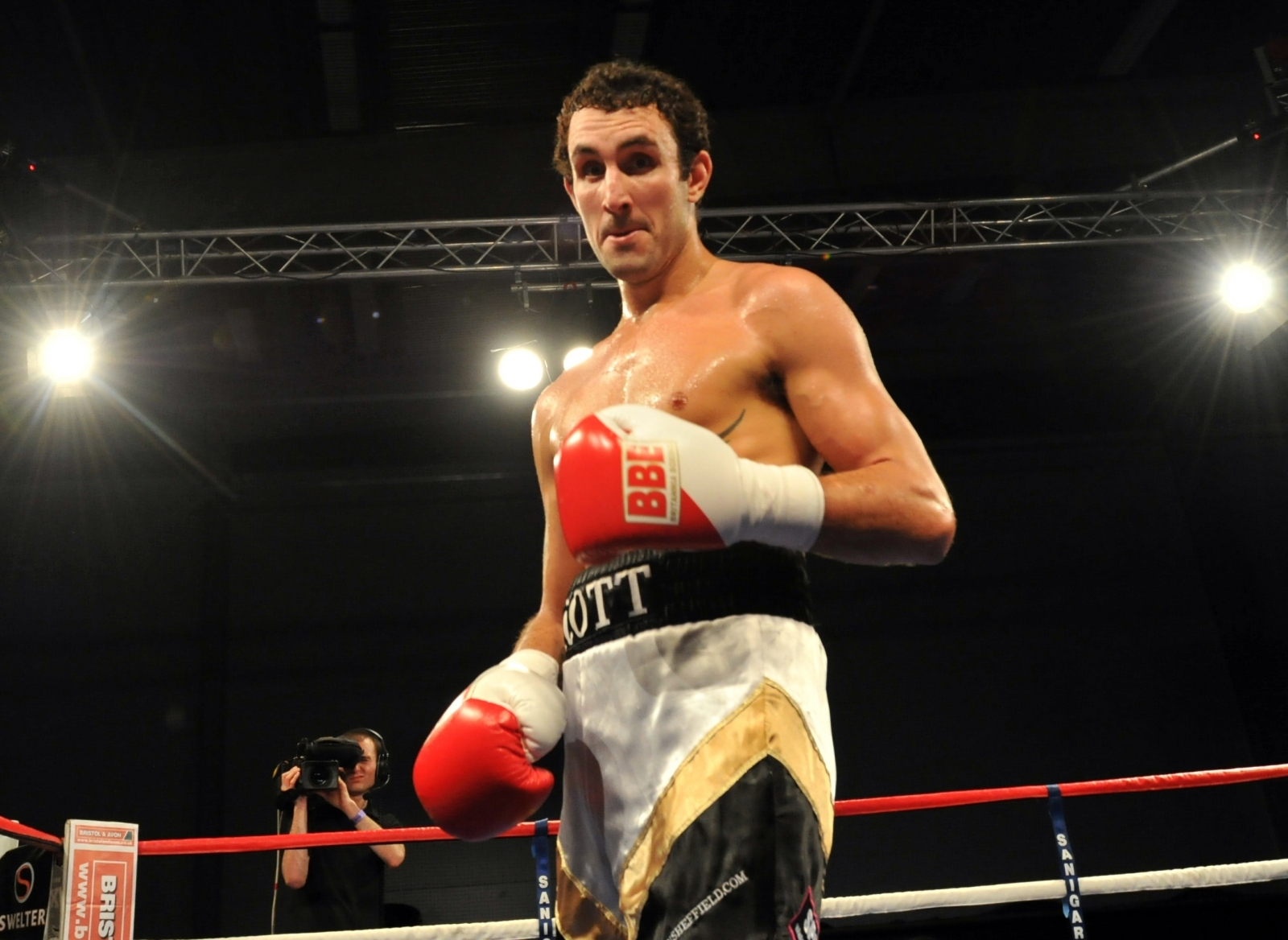 Boxeador ganó un combate y horas después murió