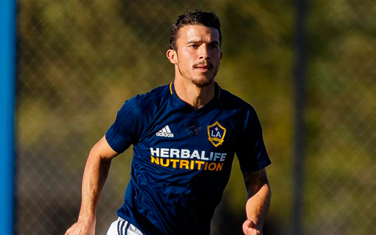 Servando Carrasco LA Galaxy MLS mexicano