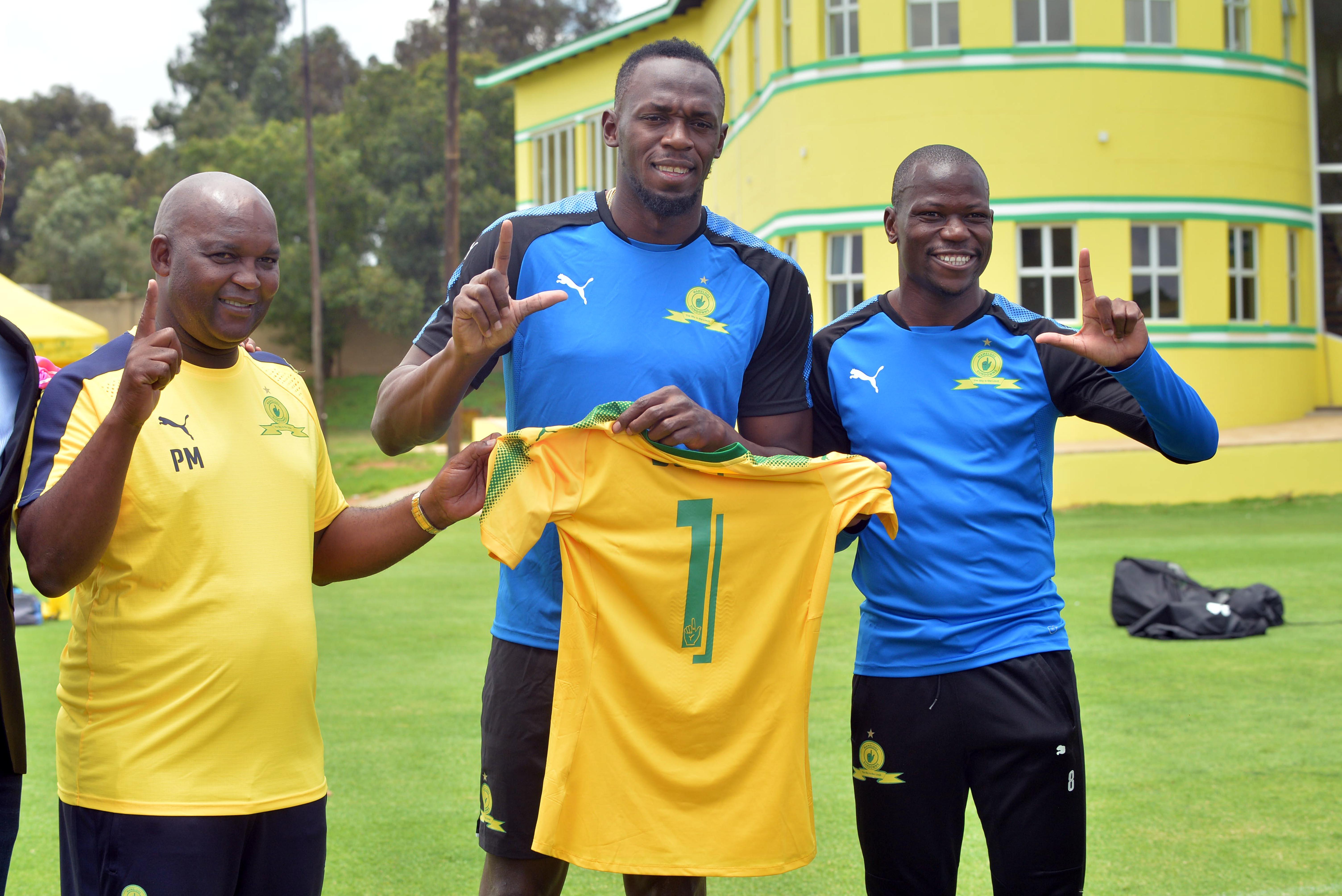 Usain Bolt anuncia fichaje equipo futbol