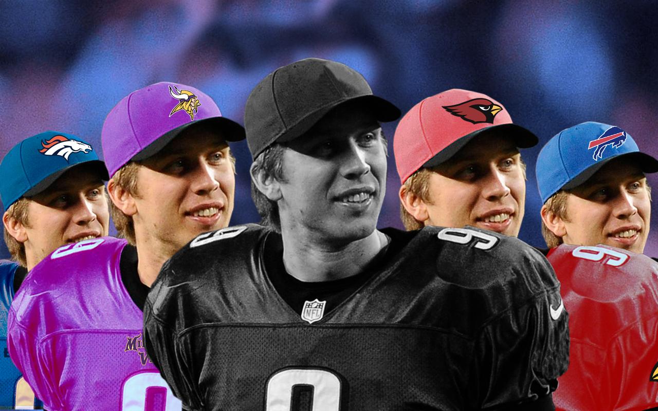 Nick Foles Contrato Super Bowl Philadelphia Buffalo Cleveland Giants Vikings Arizona