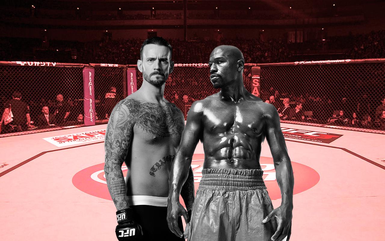 Mayweather vs CM Punk, la única pelea viable en el UFC