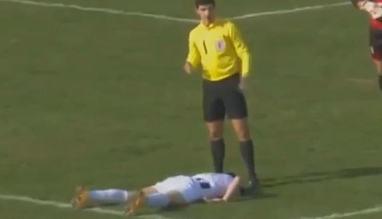 Futbolista Croata, Se Desploma, Bruno Boban, Tercera División, Pleno Partido, Muere, Croacia, Marsonia