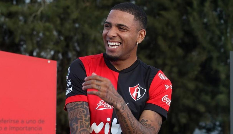 Alexi Gómez Atlas Liga MX Separado Clausura 2018