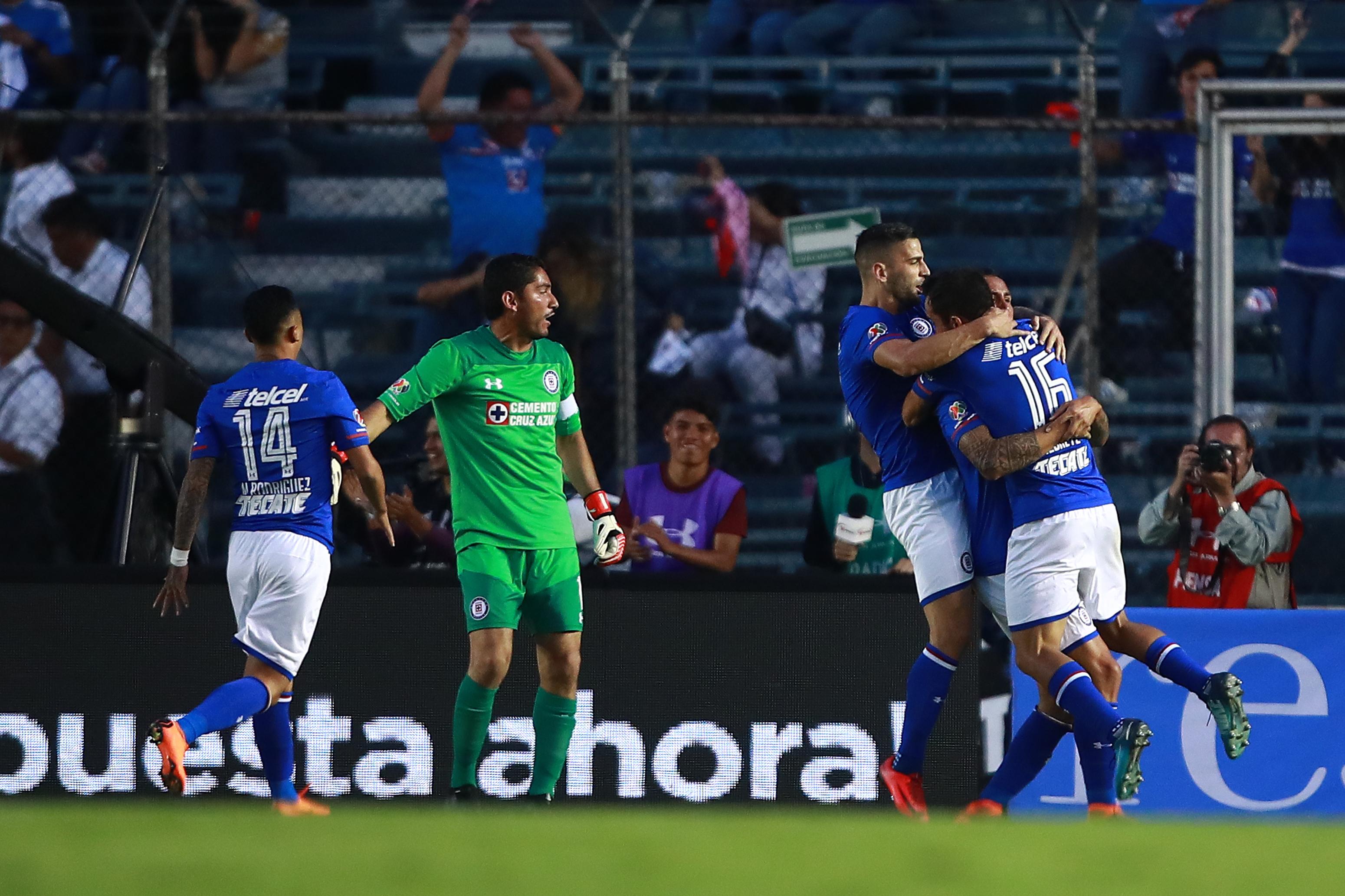 Cruz Azul Pumas Jornada 12 Clausura 2018