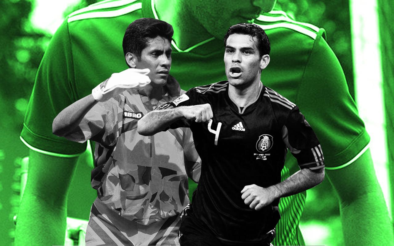 Playeras México Mundial Selección Uniforme Portada